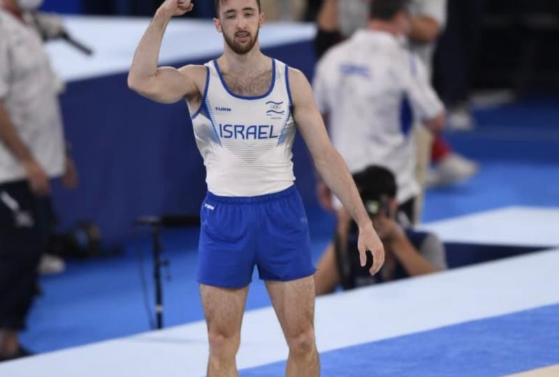 Israeli Gymnast Artem Dolgopyat Makes History with 1st Gold at Tokyo 2020 Games