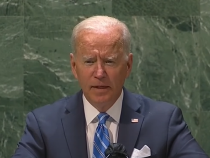 Biden Tells UN America Is Open To A Deal With Iran