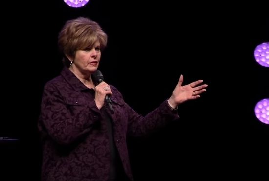Cindy Jacobs Emphasizes That There Is No Junior-Sized Holy Spirit