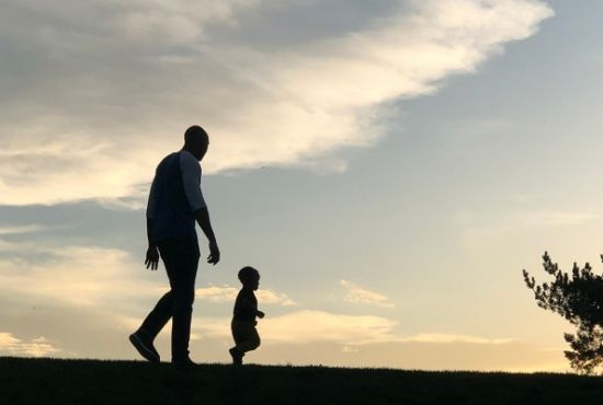 One Man's Journey To Forgiving His Absent Father