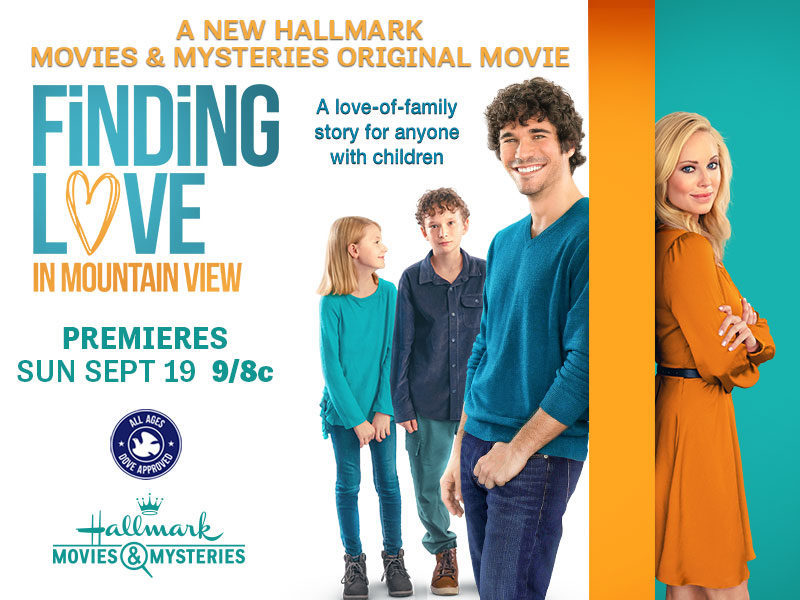 """Movie Review: """"Finding Love in Mountain View"""""""