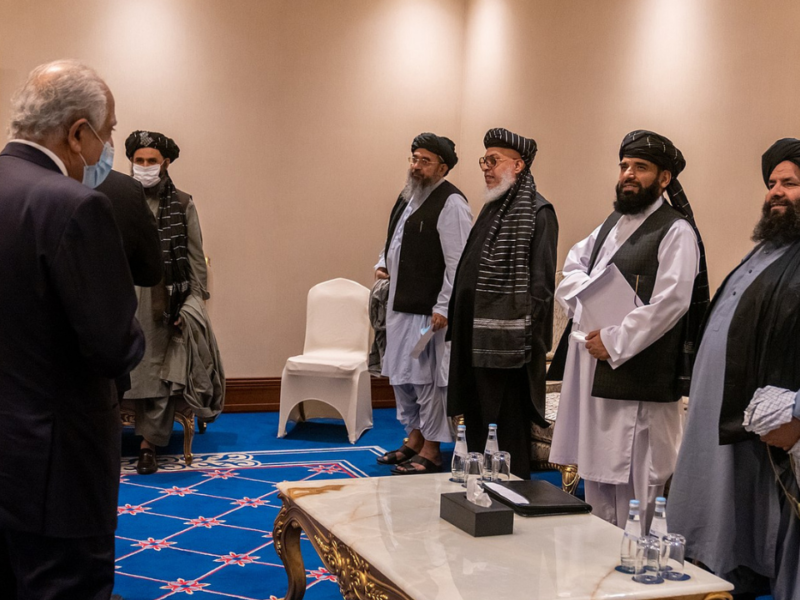 Taliban Willing to Work with All Nations—Except Israel