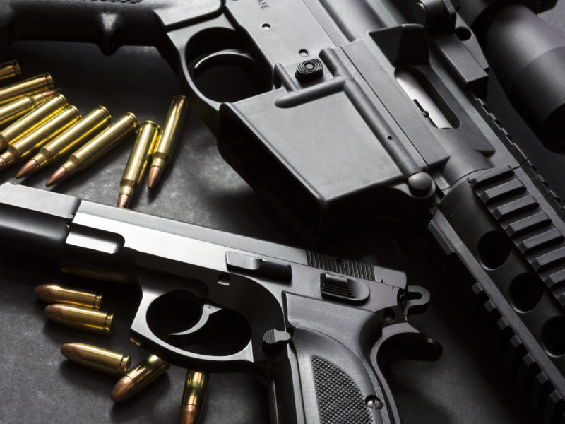 Police Seize Over 430 Guns In Arab Sector Since Beginning Of 2021
