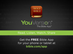 YouVersion Goal